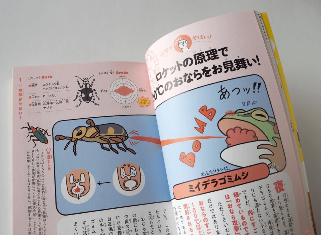 昆虫たちのやばい生き方図鑑4